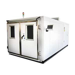 光伏湿冻试验箱|太阳能光伏组件湿冻试验设备|光伏组件测试箱