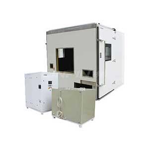 风电转子测试箱 电机测试试验室 风电转子试验箱