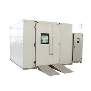 步入式温湿度试验室 温湿度试验室 大型温湿度试验箱