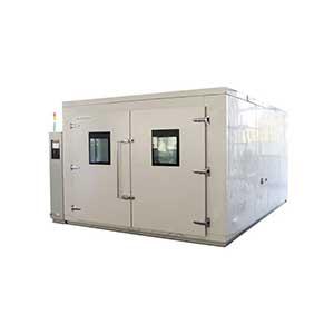 温度老化试验室 高温老化试验室 步入式老化试验室