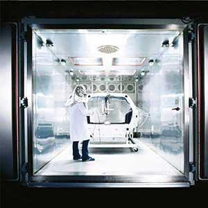 汽车综合环境试验仓 整车环境试验舱 汽车环境模拟室