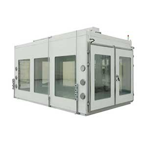 安全气囊点爆试验室 安全气囊点爆测试系统 安全气囊点爆试验舱